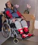 henrik wheelchair AFO